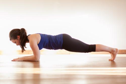 la planche - yoga et sport