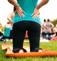 Yogalavie - 4 régions du corps