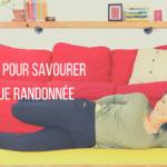 DU YOGA POUR SAVOURER CHAQUE RANDONNÉE
